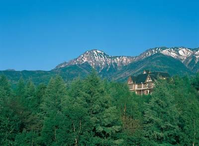 八ヶ岳 高原 ロッジ